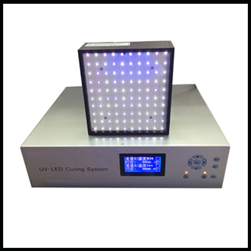 UV LED Top Quality 100*100 Manchine