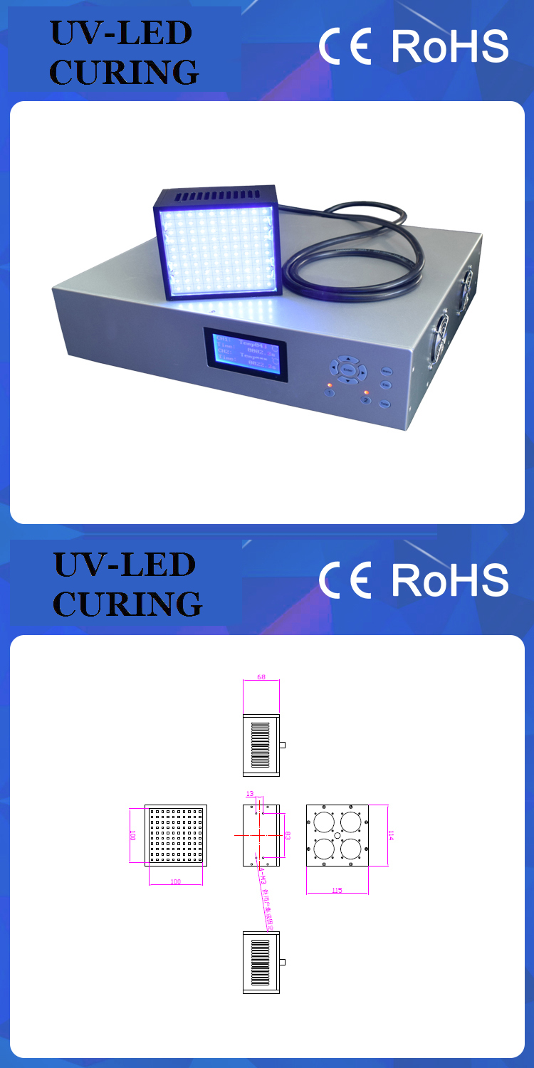 Fast Speed UV Coating Machine