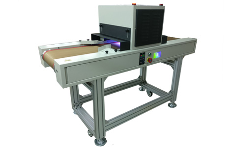 Table Conveyor Belt UV LED Curing Machine