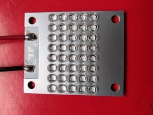 UV LED Module 31×19mm
